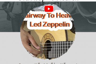 آموزش Led Zeppelin | Stairway To Heaven